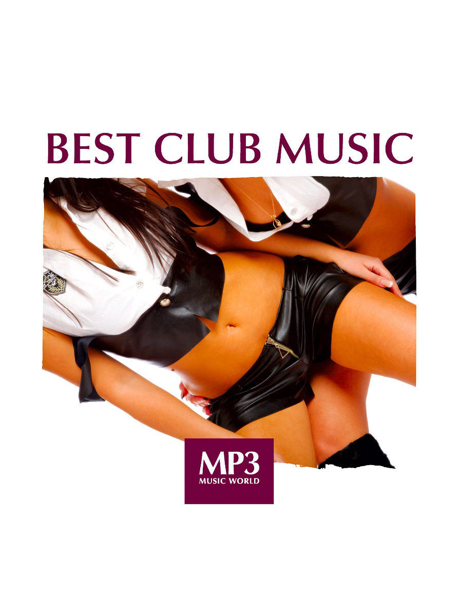 Музыкальные диски RMG MP3 Music World. Best Club Music (компакт-диск MP3) музыкальные диски rmg mp3 music world classical nature компакт диск mp3
