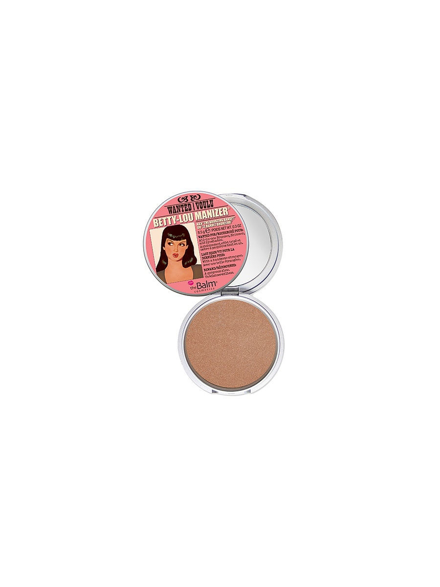 Хайлайтеры theBalm Хайлайтер Betty-Lou Manizer хайлайтеры thebalm хайлайтер betty lou manizer