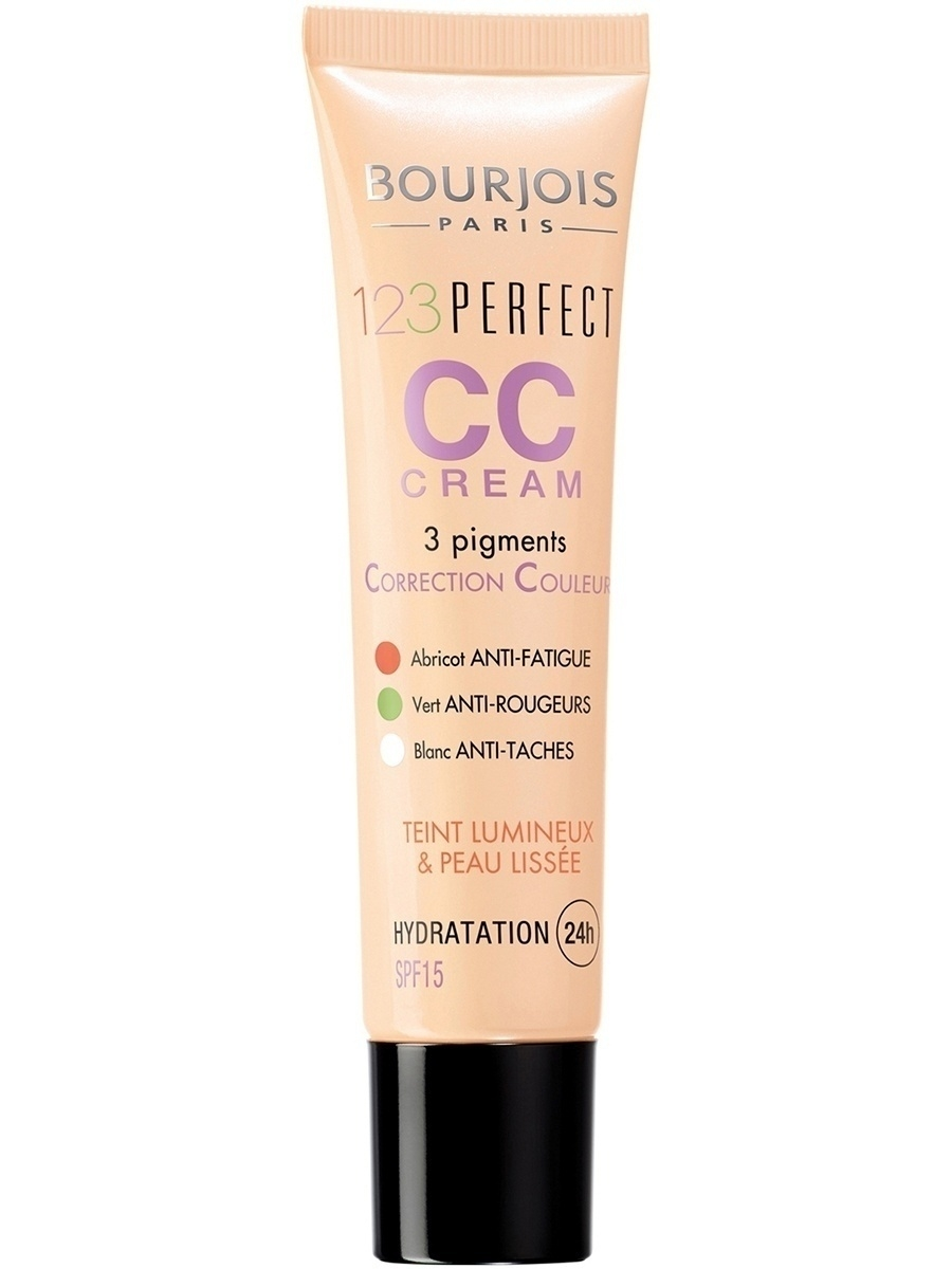 CC-кремы Bourjois Крем корректор тона CC cream тон 33 beige rose chanel 5ml cc cc cream