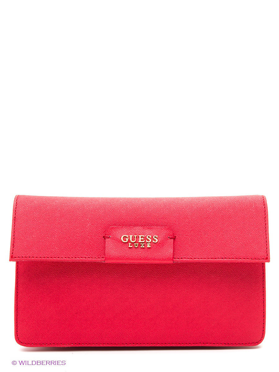 Клатч GUESS HWKERR/L6297/RED
