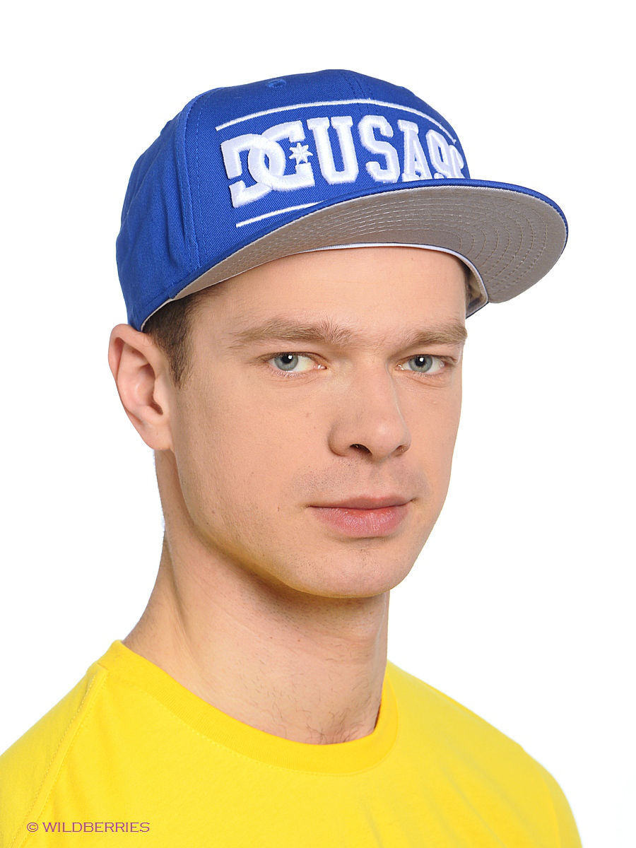 Бейсболка DC Shoes ADYHA03083/BQR0