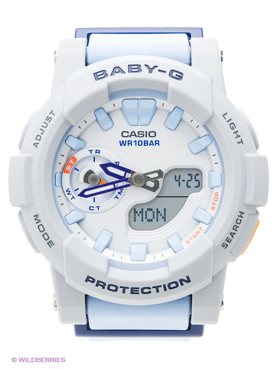 Часы Casio BGA-185-2A