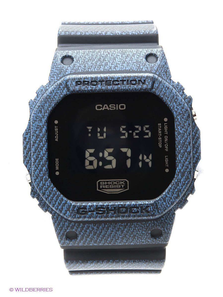 Часы наручные CASIO Часы G-Shock DW-5600DC-1E casio g shock 5600