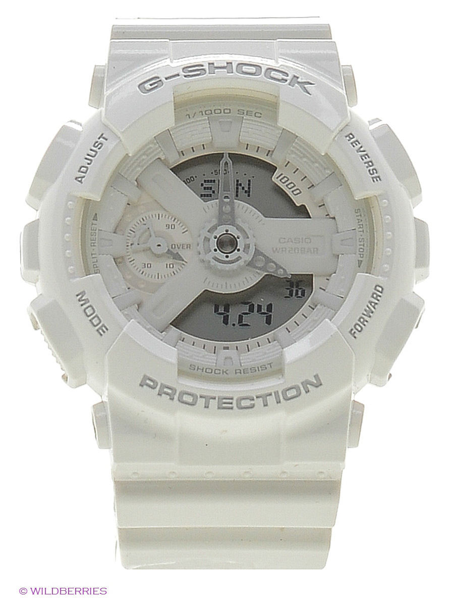 Часы наручные CASIO Часы G-Shock GMA-S110CM-7A1 shirogorov f3 9cr18mov g10