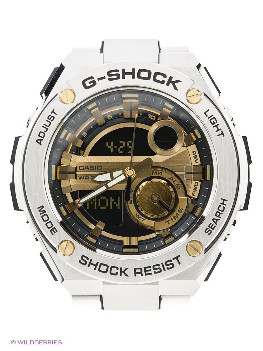 Часы наручные CASIO Часы G-Shock GST-210D-9A sunnymay 7a brazilian virgin human hair 13x4 body wave silk base lace frontal baby hair natural color free style lace frontals