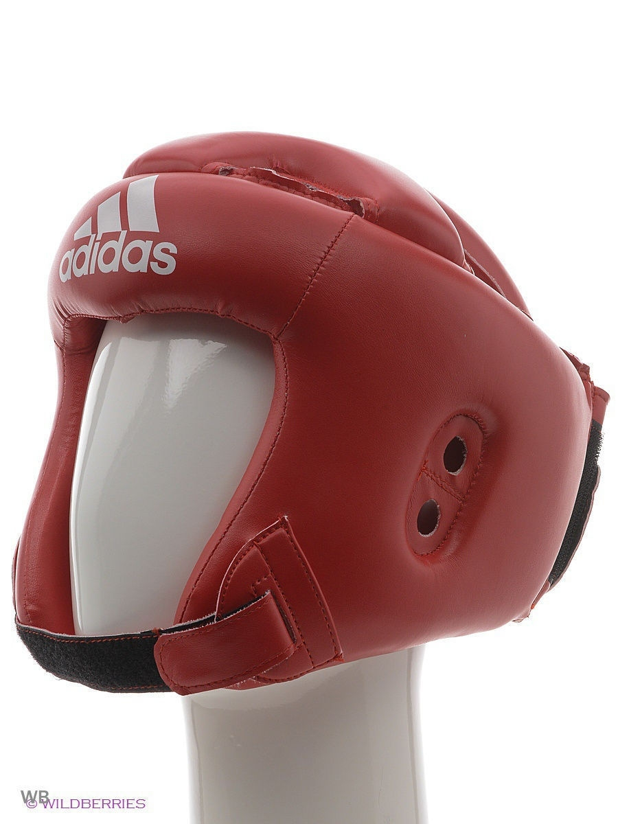Шлемы Adidas Шлем боксерский Competition Head Guard adidas brown ibjjf competition rashguard s br