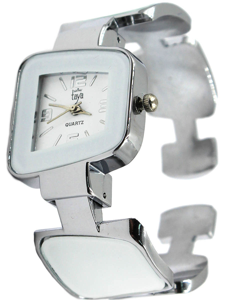 Часы Taya T-W-0428-WATCH-SL.WHITE
