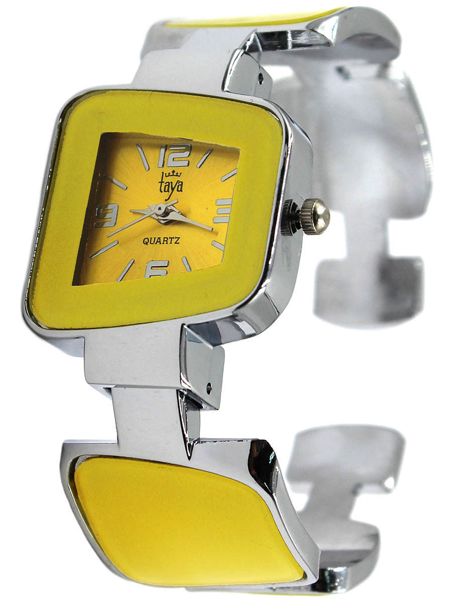 Часы Taya T-W-0429-WATCH-SL.YELLOW