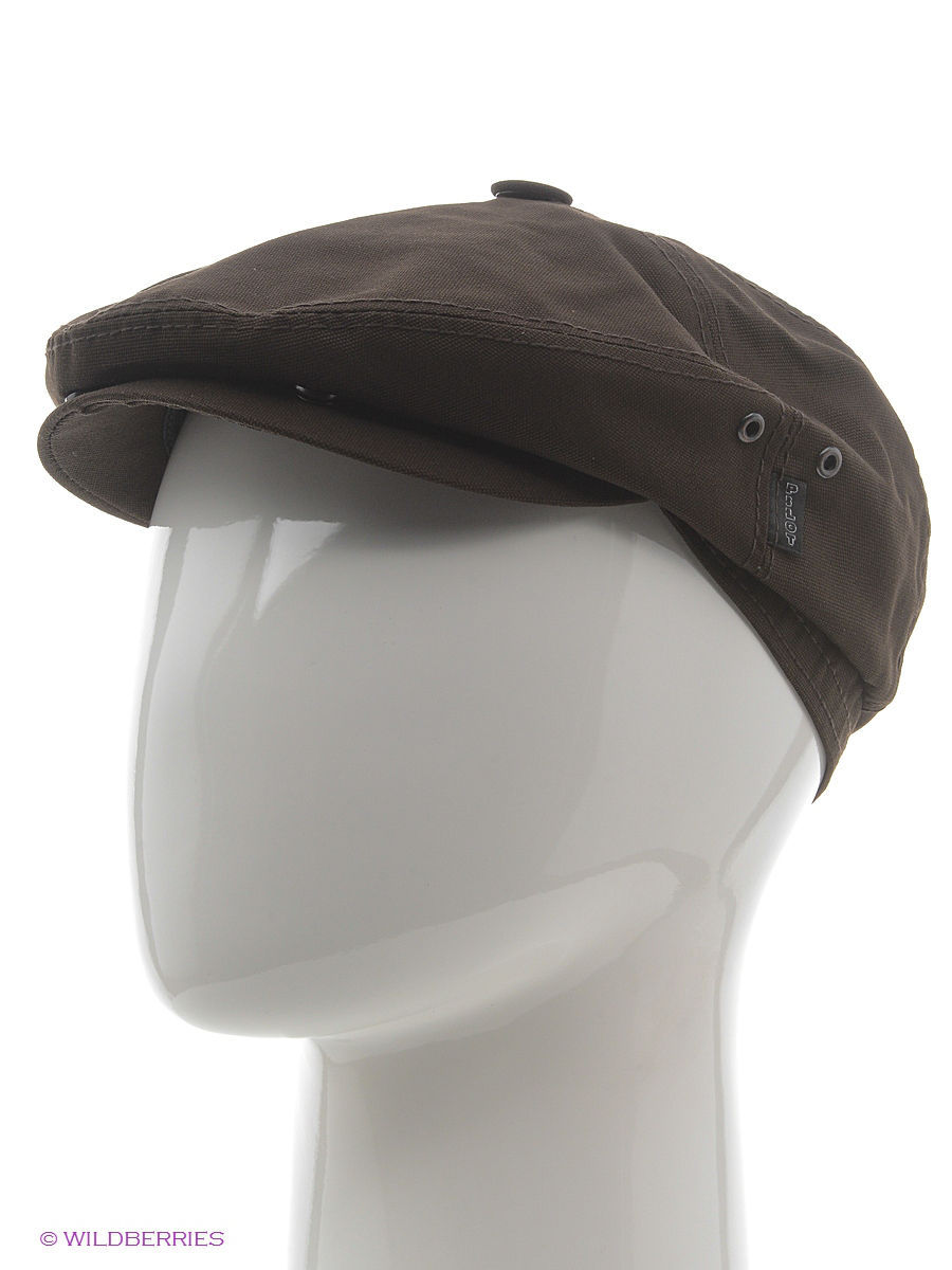 Кепка PILOT HEADWEAR COLLECTION PHC-02-94/коричневый