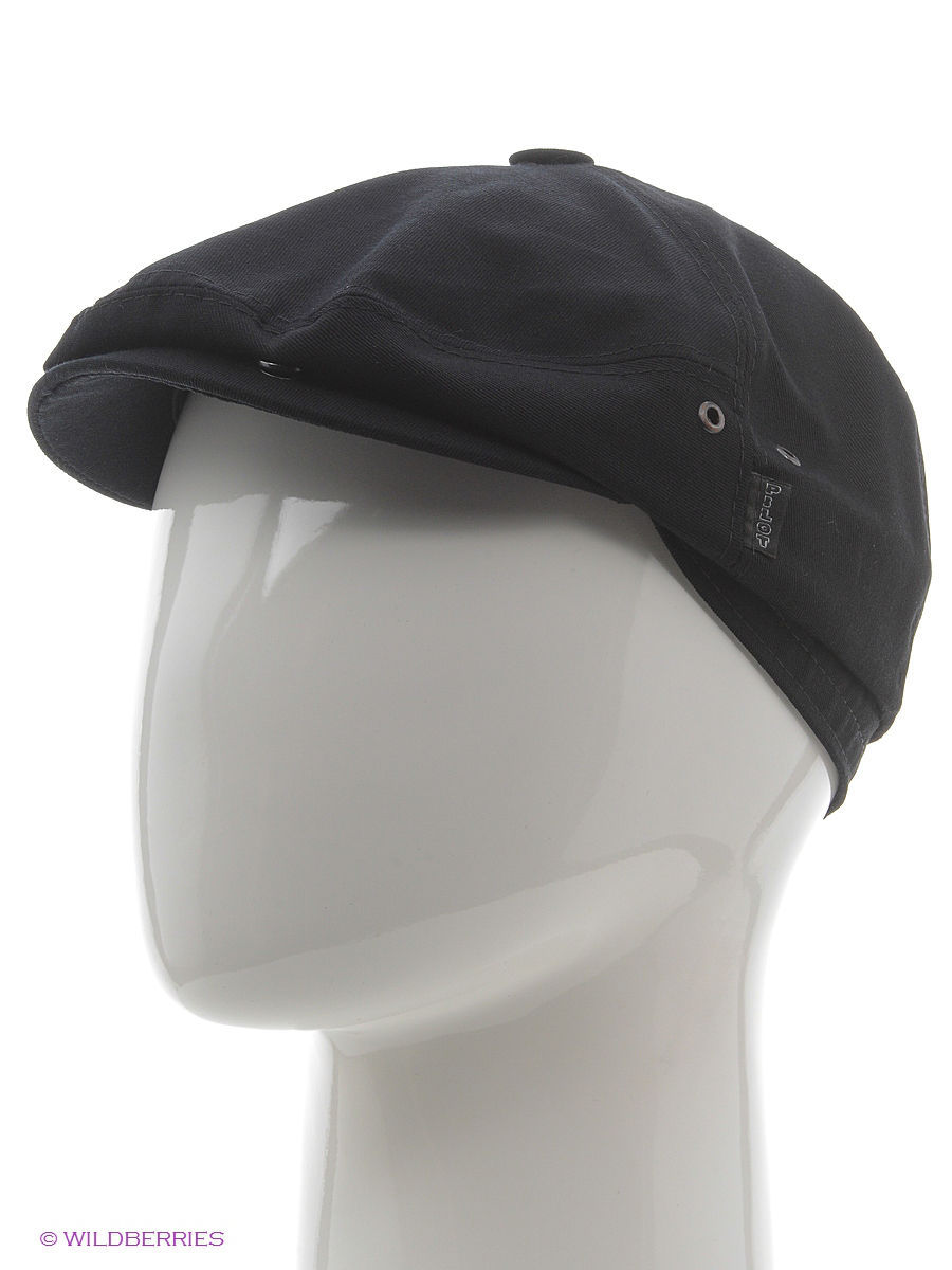 Кепка PILOT HEADWEAR COLLECTION PHC-02-95/черный