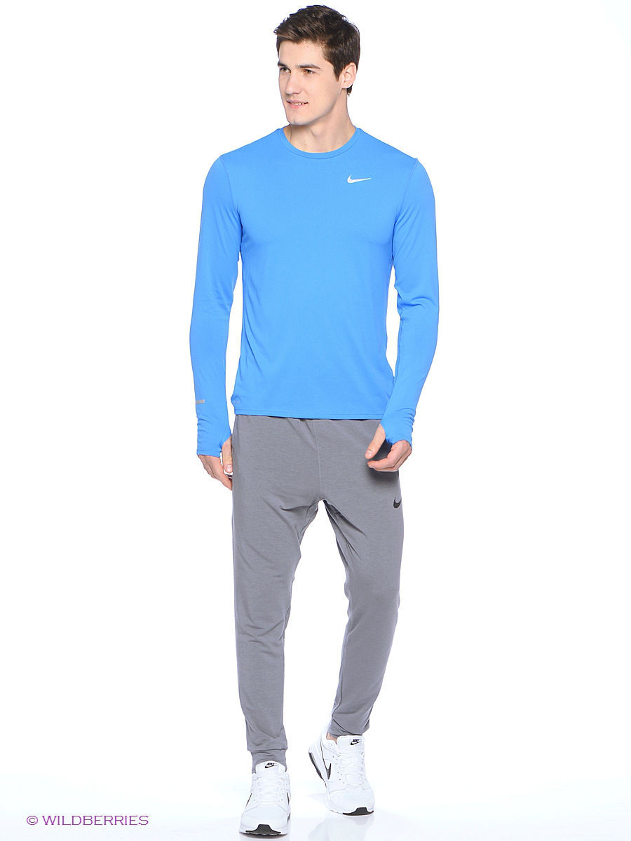 Брюки Nike Брюки DRI-FIT TRAINING FLEECE PANT свитшоты nike свитшот dri fit training crew gfx