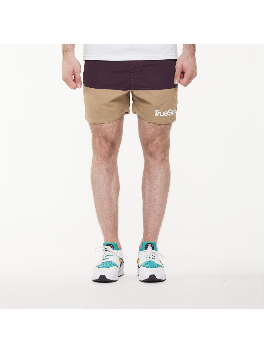 Шорты TRUESPIN Core Shorts True Spin TS-CORE-16/Brown/Wheat