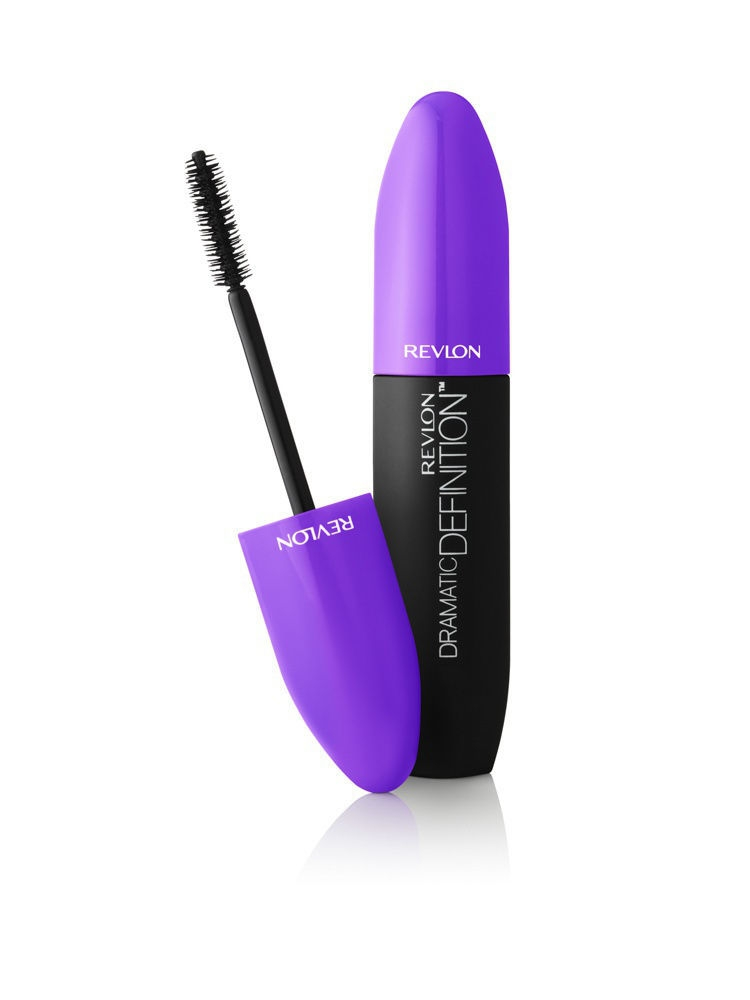 Тушь для ресниц водостойкая Mascara Dramatic Definition Wp, Blackest black 251 Revlon