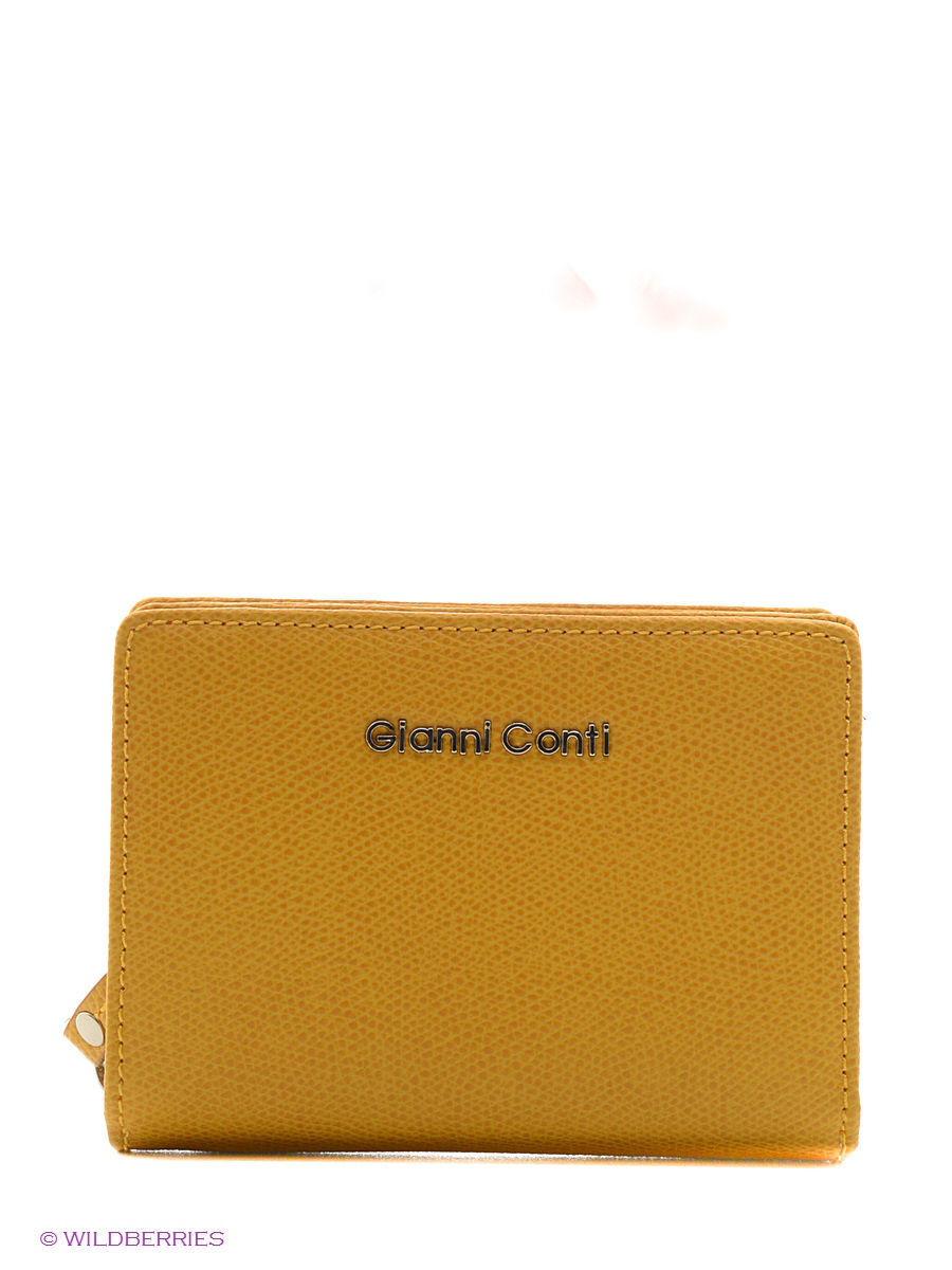 Кошелек Gianni Conti 2158586/yellow