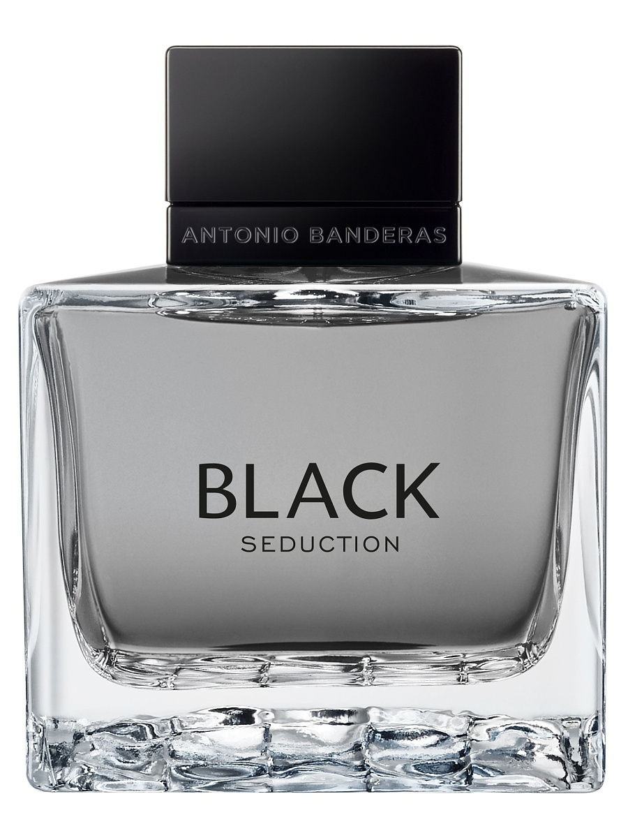 Туалетная вода ANTONIO BANDERAS Туалетная вода SEDUCTION IN BLACK MAN, 100 мл antonio banderas seduction in black splash 100 ml