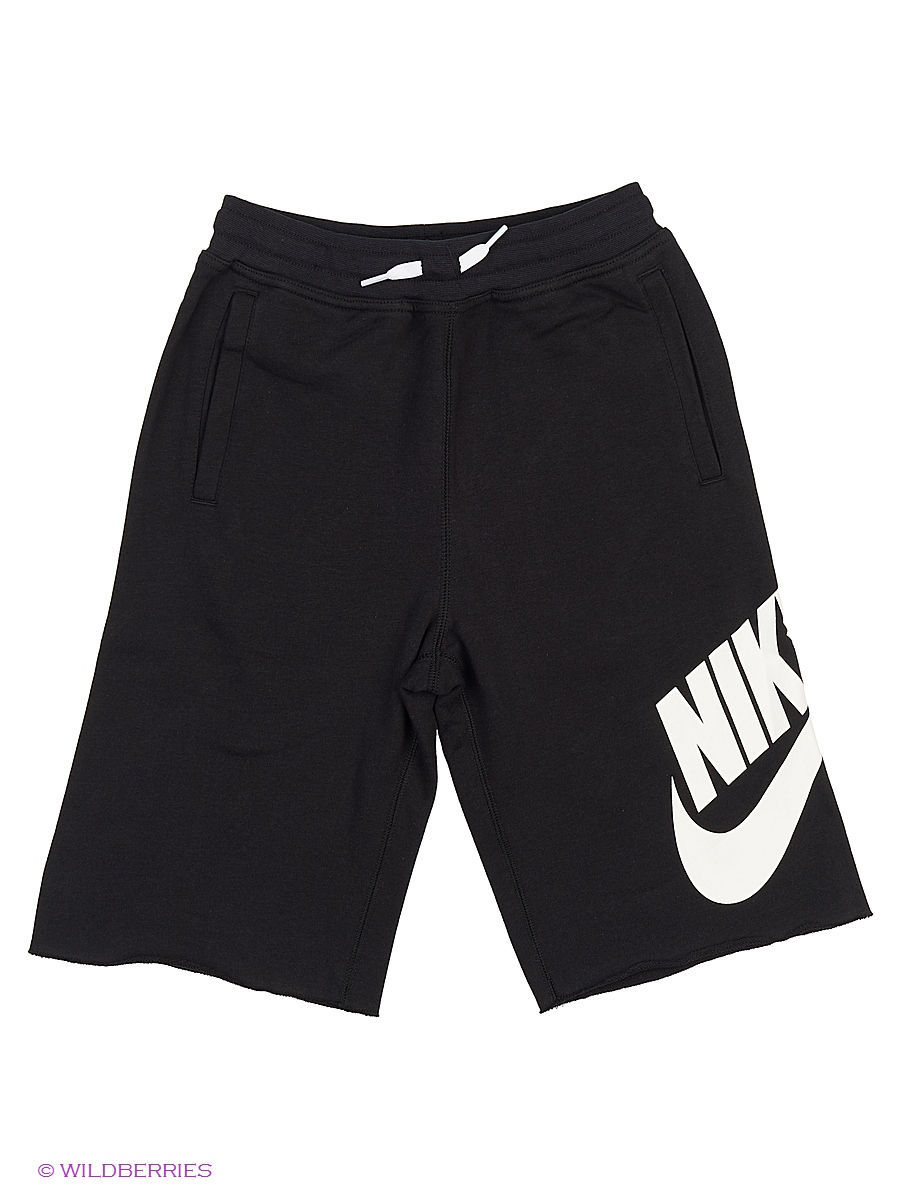 Шорты Nike Шорты YA FT ALUMNI SHORT YTH