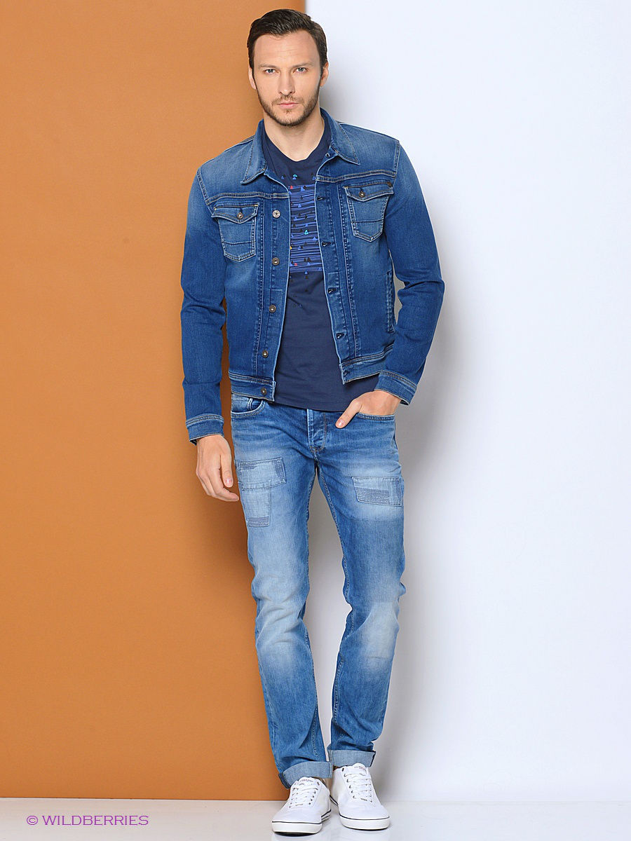 Куртка PEPE JEANS LONDON PM400815S62/000