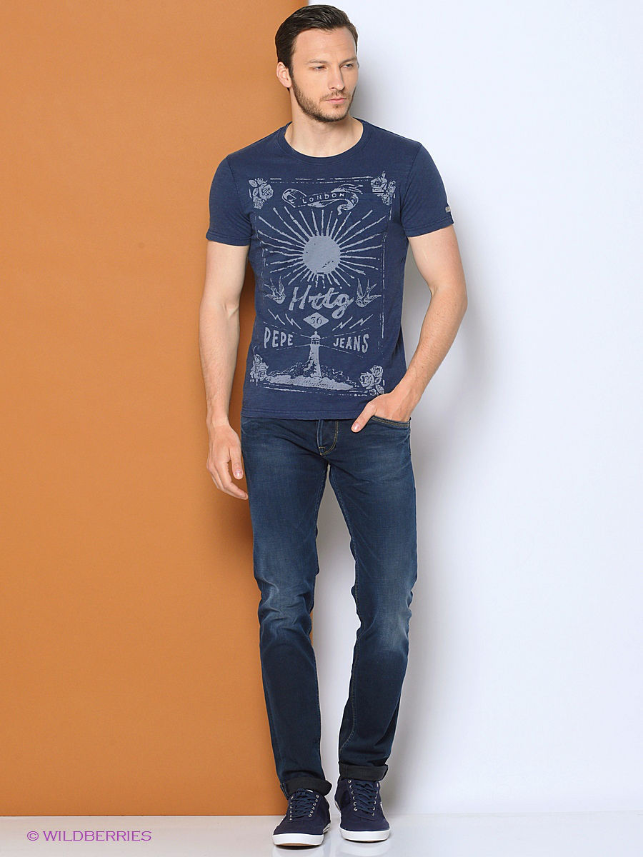 Футболка Pepe Jeans London PM502866/551