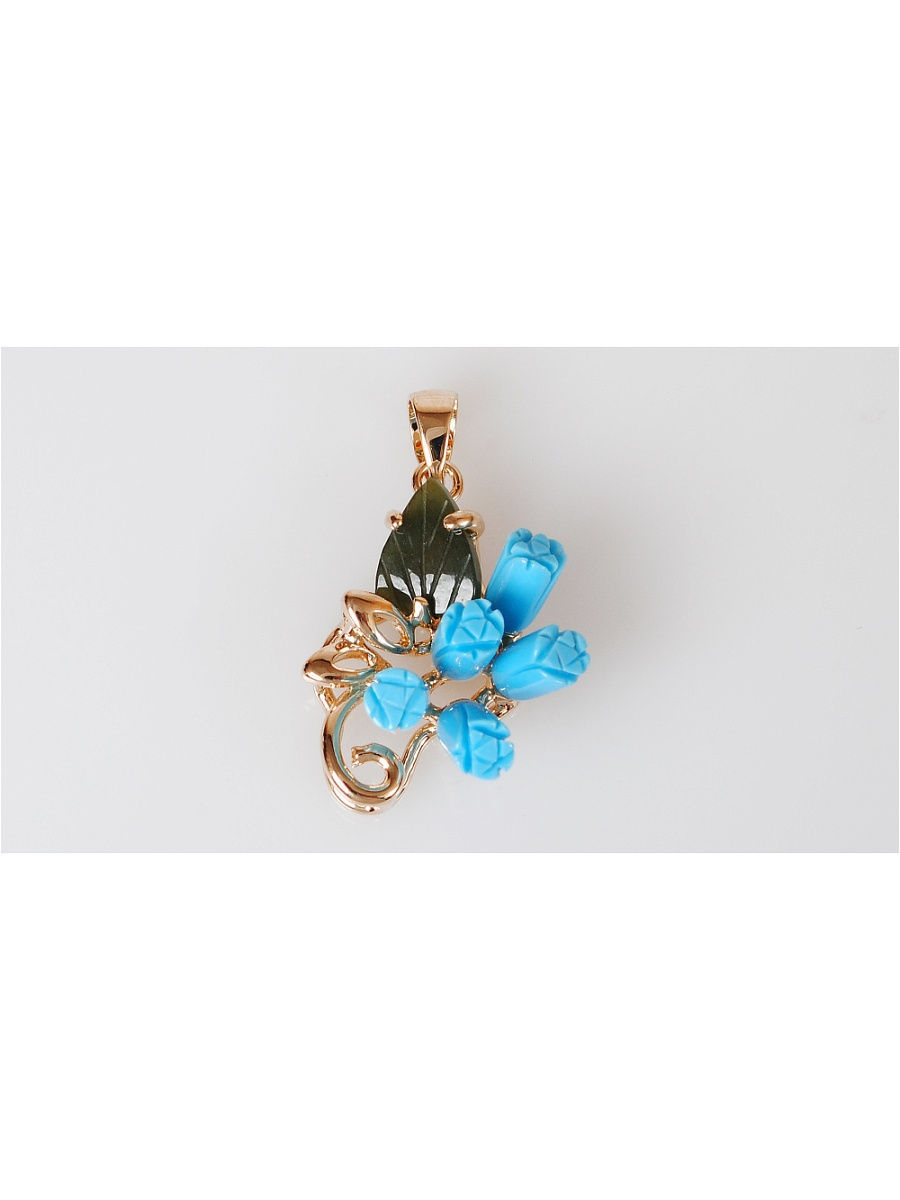 "����� ""������-������"" Lotus Jewelry 142P-36tq-ja"