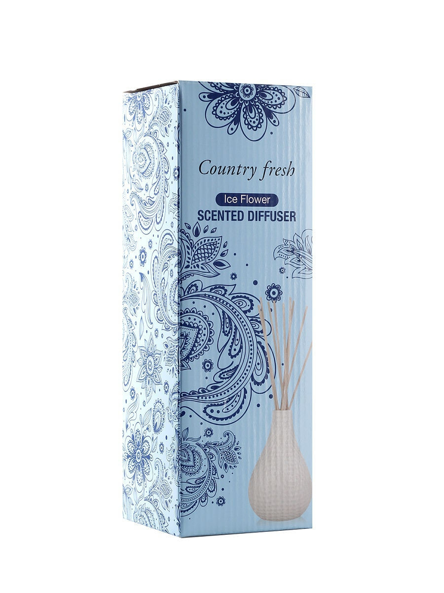 Парфюм для дома Country Fresh Аромадиффузор Ice Flower с ароматом ванили skechers energy light