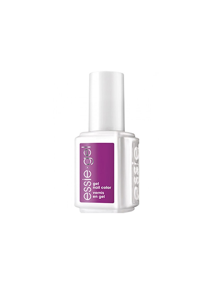 Essie Professional Gel Nail Color 5073 (Цвет 5073 Cozy in My Cashmere variant_hex_name 686868)
