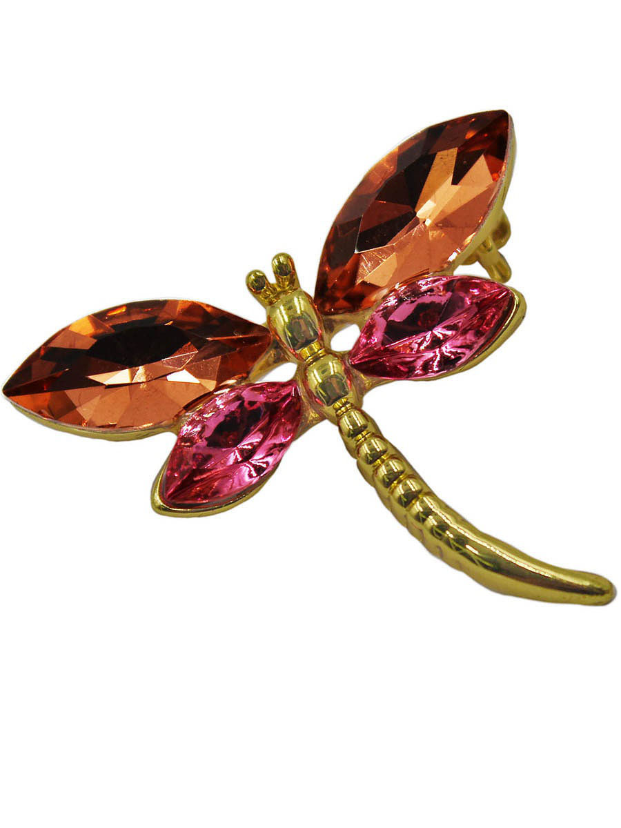 Брошь Taya T-B-11546-BROOCH-GL.ROSE