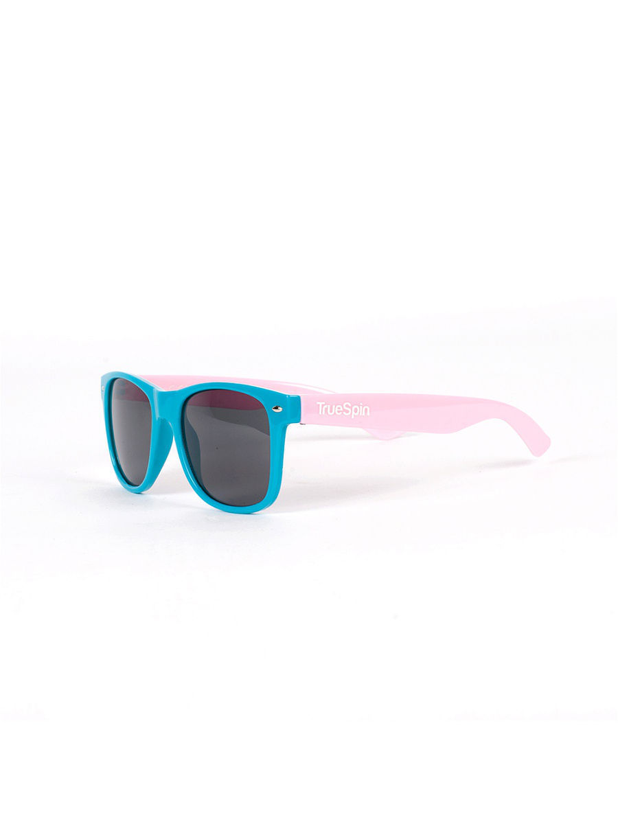 Очки TRUESPIN Classic True Spin TS-SUNG-SS15/Turquoise/Pink