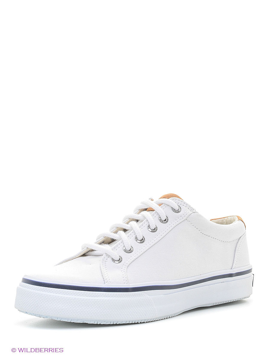 Мужские кеды Sperry Top-Sider STS10861/white