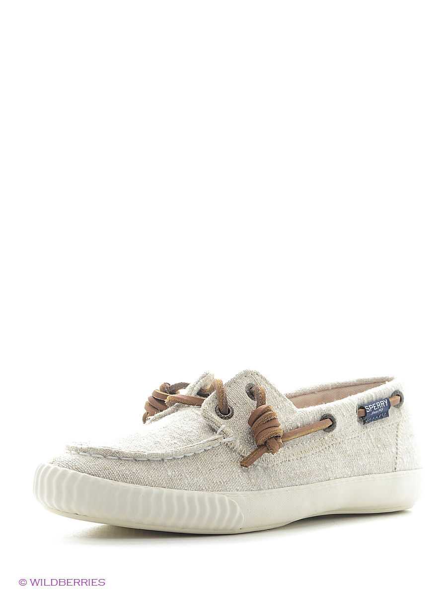 Женские кеды Sperry Top-Sider STS95579/natural