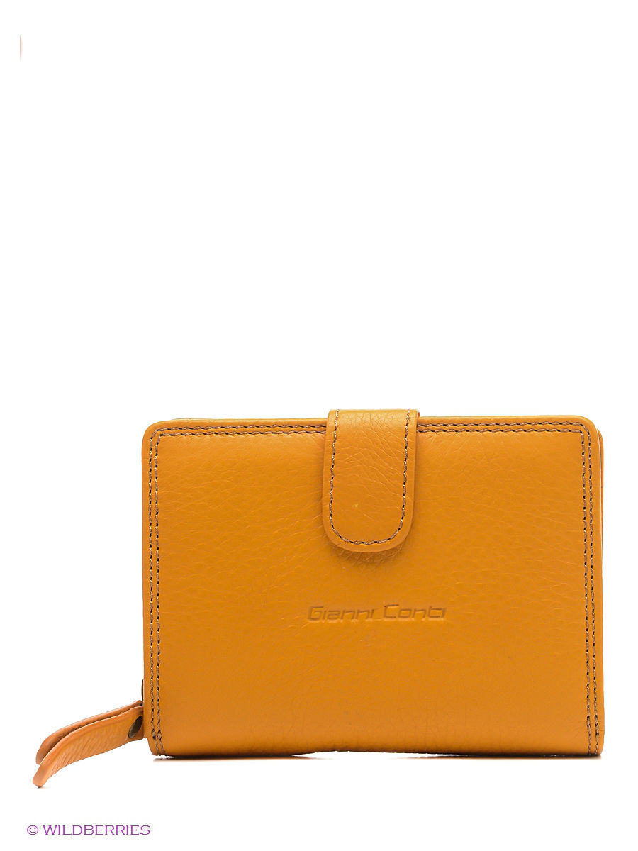 Кошелек Gianni Conti 788086/yellow