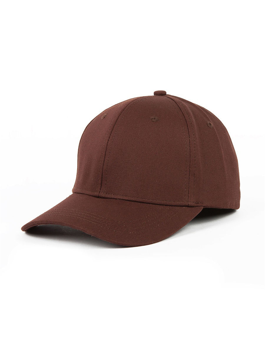 Бейсболка TRUESPIN Basic Baseball True Spin TS-BB16/Brown/Coffee