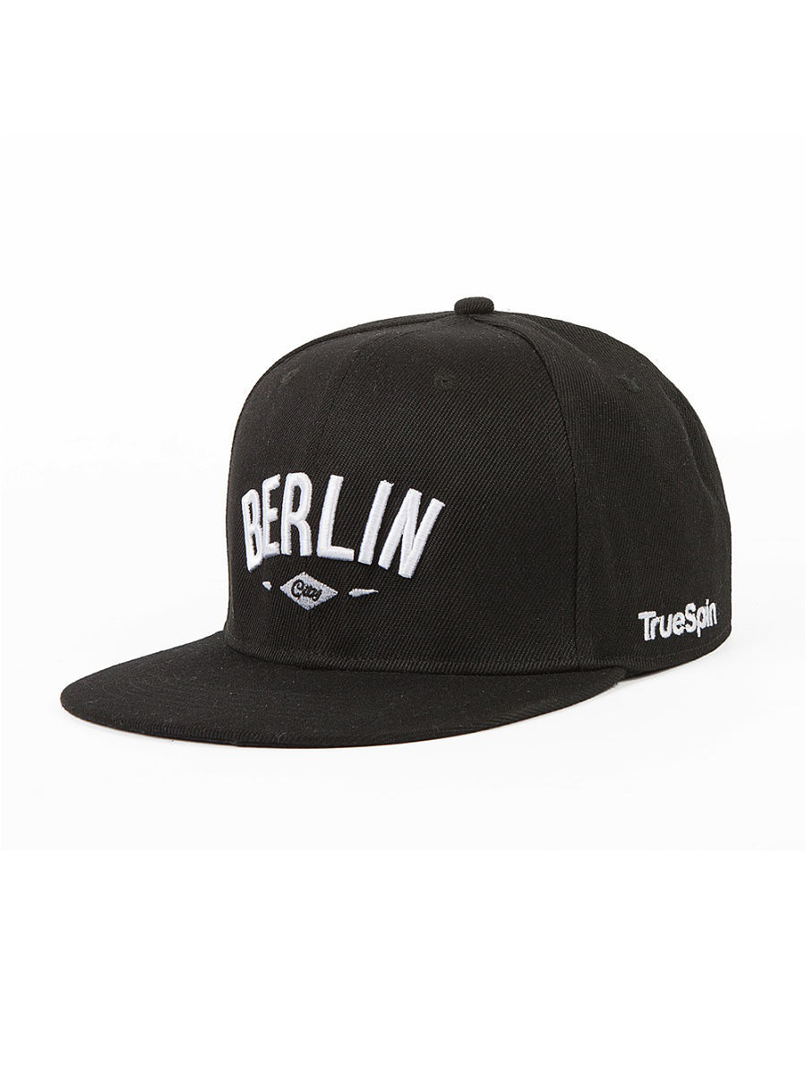 Бейсболка TRUESPIN Berlin True Spin TS-BE16/Black
