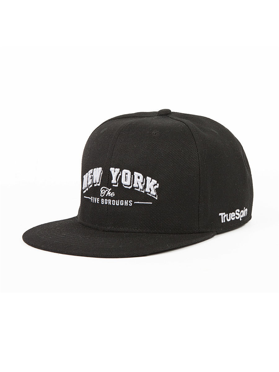 Бейсболка TRUESPIN New York True Spin TS-NY16/Black