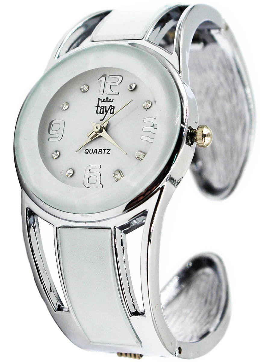 Часы Taya T-W-0432-WATCH-SL.WHITE
