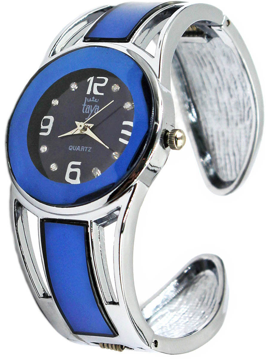 Часы Taya (Тая) T-W-0433-WATCH-SL.NAVI