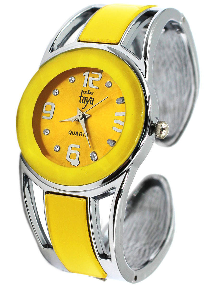 Часы Taya (Тая) T-W-0434-WATCH-SL.YELLOW