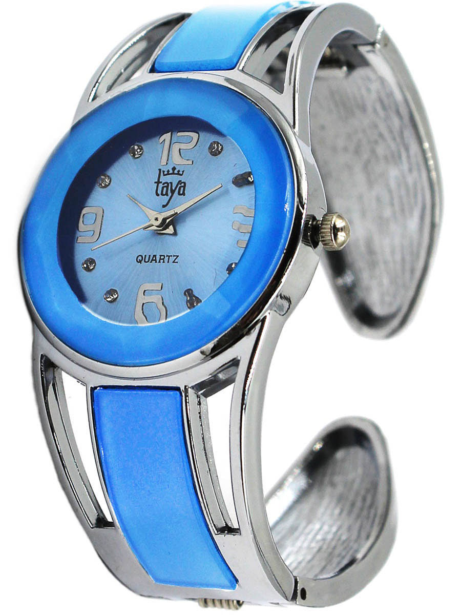Часы Taya T-W-0435-WATCH-SL.BLUE