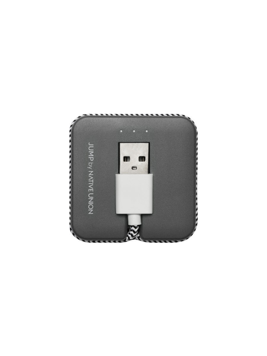 ������ �������� � ����������� �������������, ����: ����� , JCABLE-L-GRY JUMP CABLE Native Union JCABLE-L-GRY/�����/������