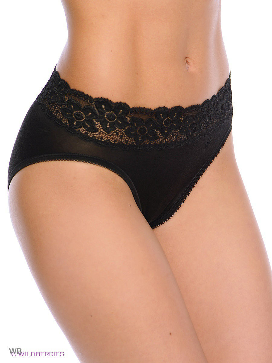 Трусы Triumph Трусы Cotton Feel Basics Lace Tai ultimate basics
