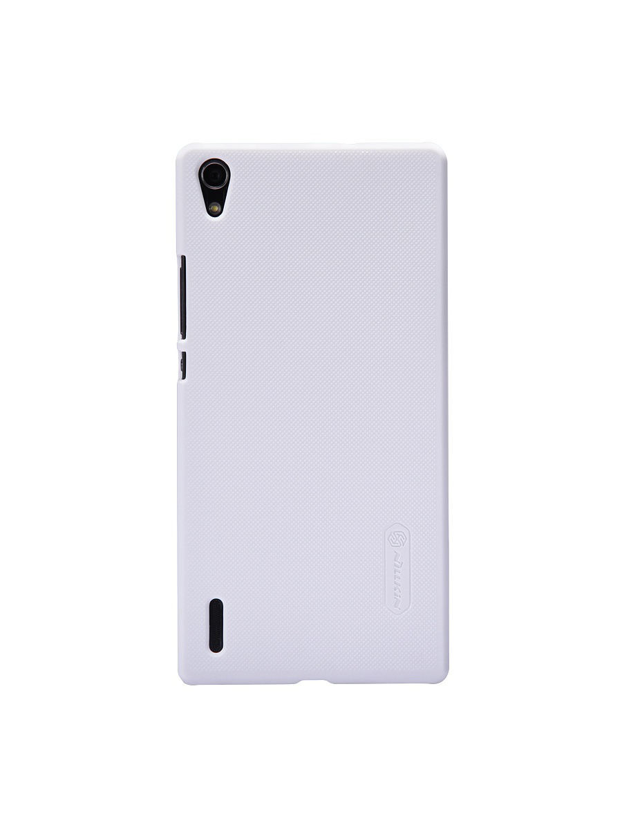 Nillkin Накладка для HUAWEI Ascend P7 Super Frosted Shield skinbox huawei ascend p7 lux