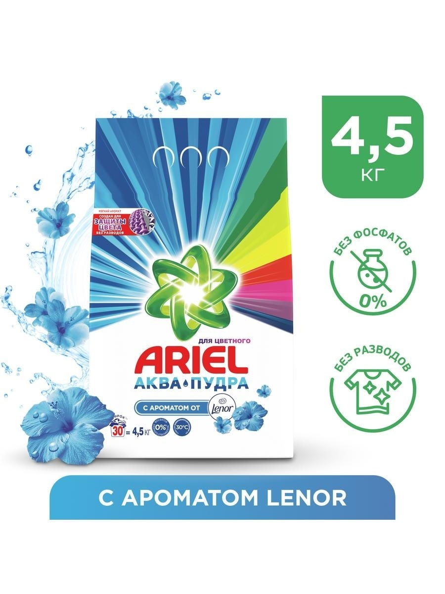 ���������� ������� Touch of Lenor Fresh 4.5 �� Ariel AS-81535094