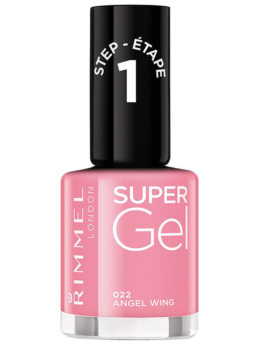 Гель-лаки Rimmel Гель-лак для ногтей Super Gel Nail polish, тон 022 12 мл rimmel гель лак для ногтей super gel nail polish тон 023 12 мл
