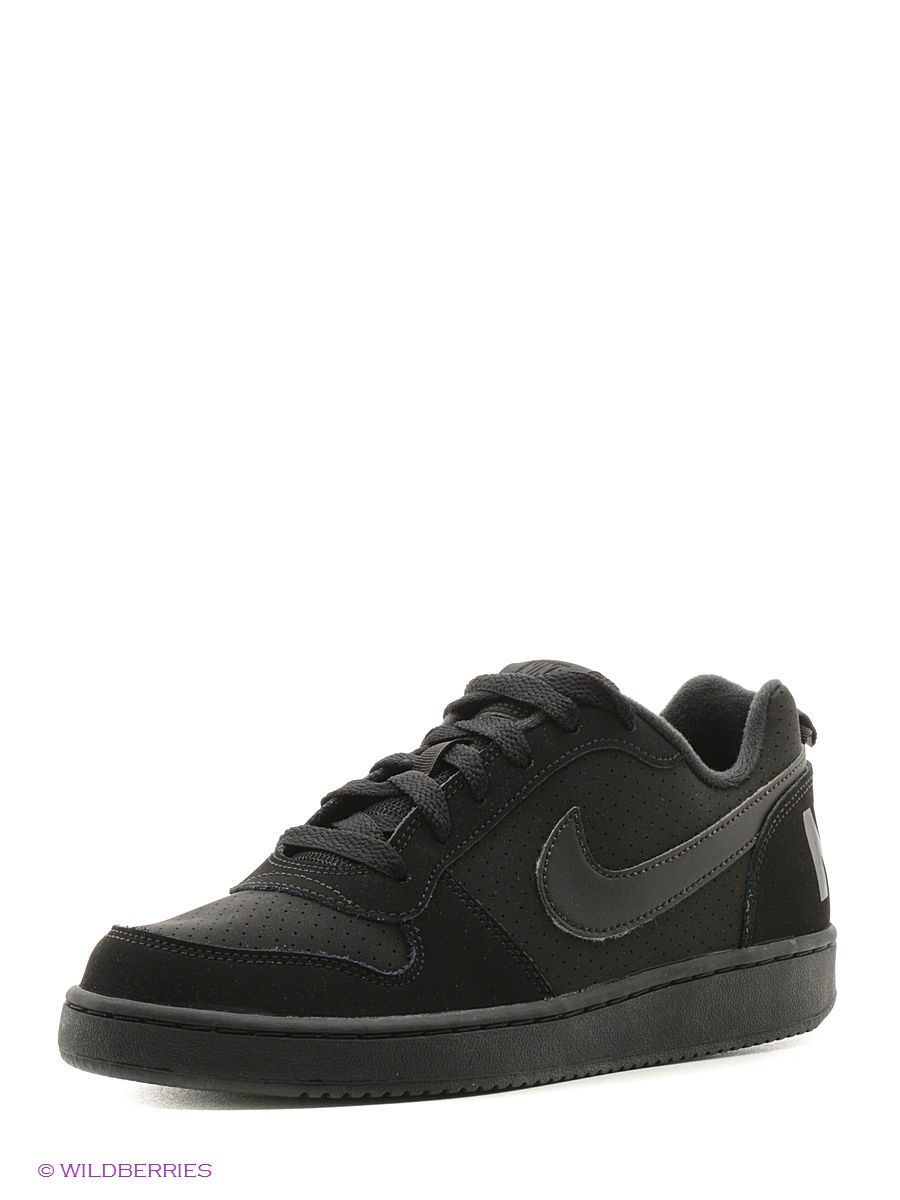 ���� NIKE COURT BOROUGH LOW (GS) 839985-001