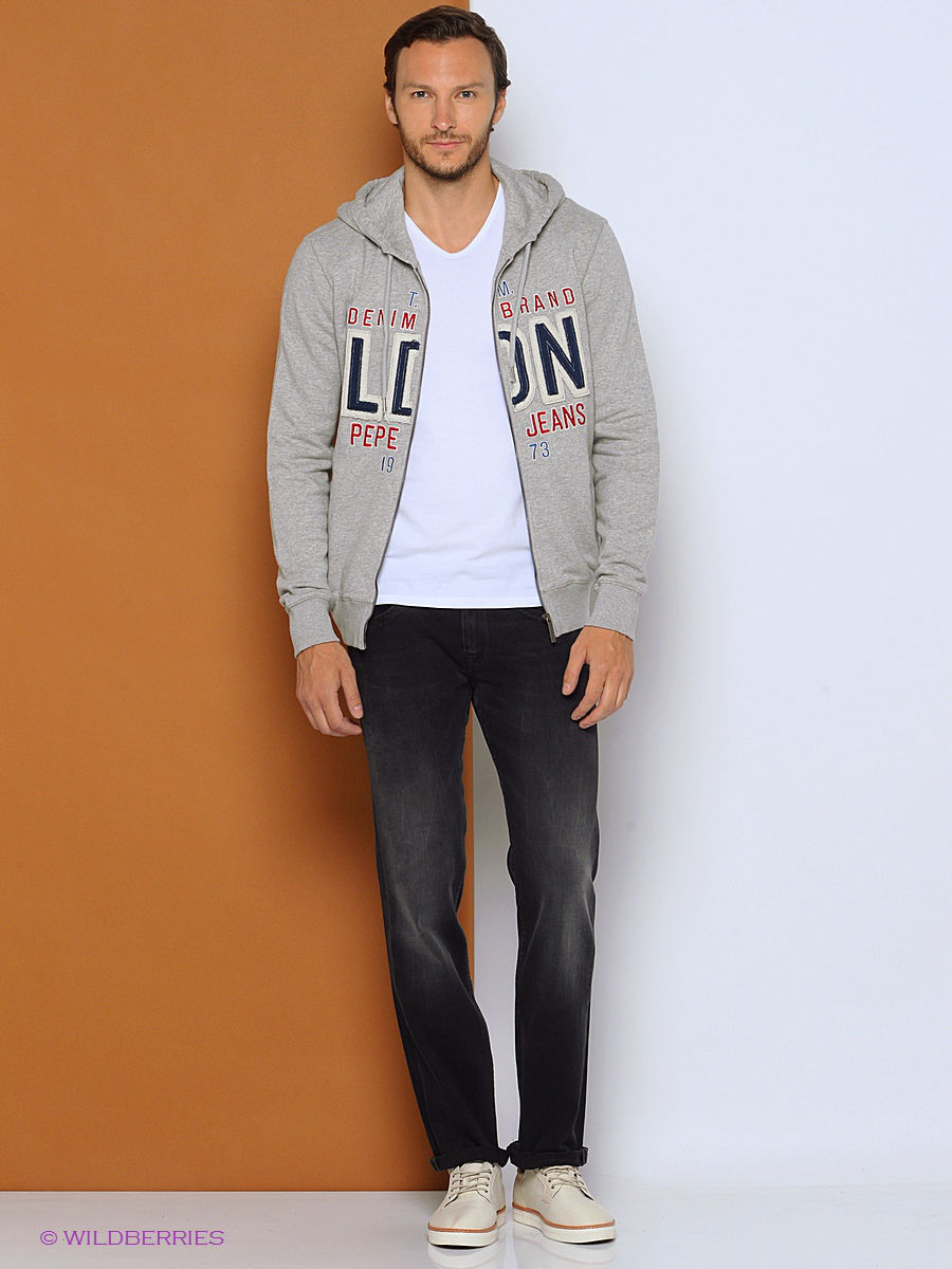 Толстовка Pepe Jeans London PM580900/913