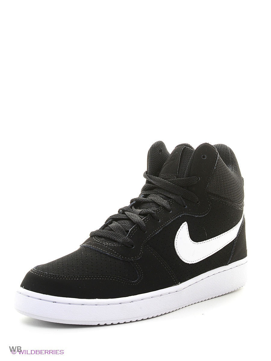 Сникеры Nike Кеды NIKE COURT BOROUGH MID кеды nike кеды nike court borough mid ps