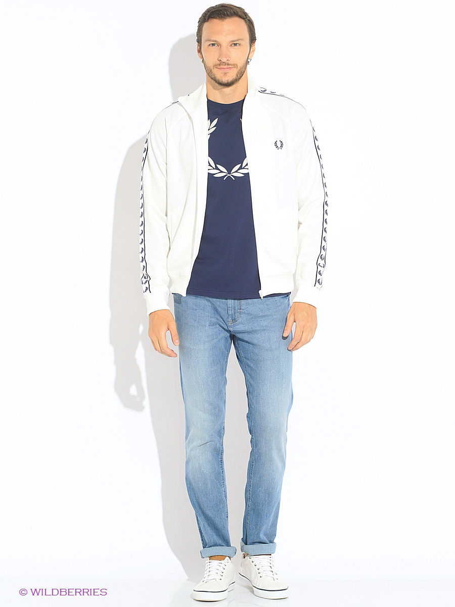 Толстовка Fred Perry J6231/129