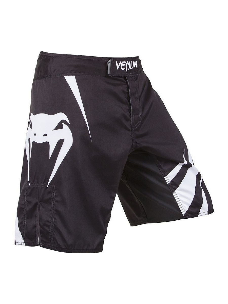 Шорты Venum Шорты ММА Challenger Fightshorts - Black/Ice цены онлайн