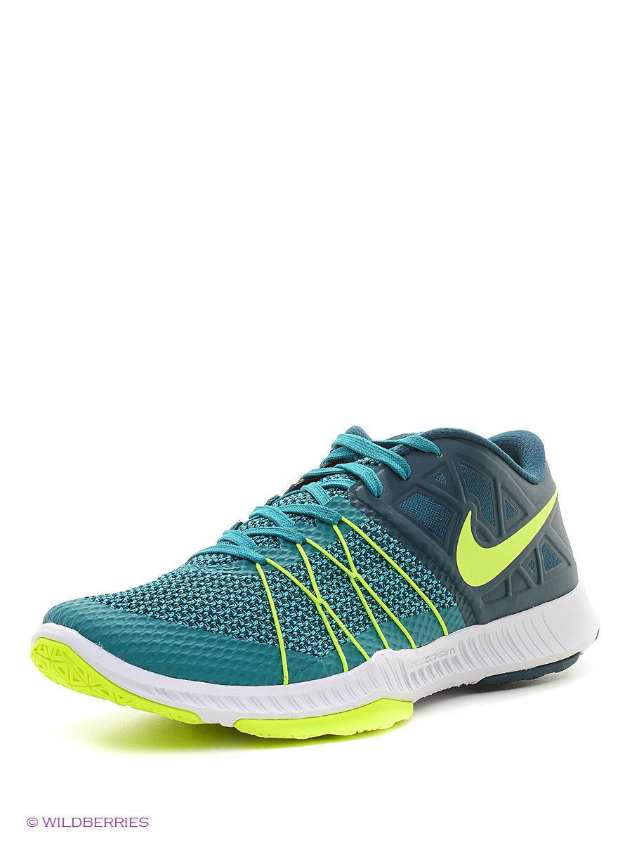 Кроссовки ZOOM TRAIN INCREDIBLY FAST Nike 844803-300