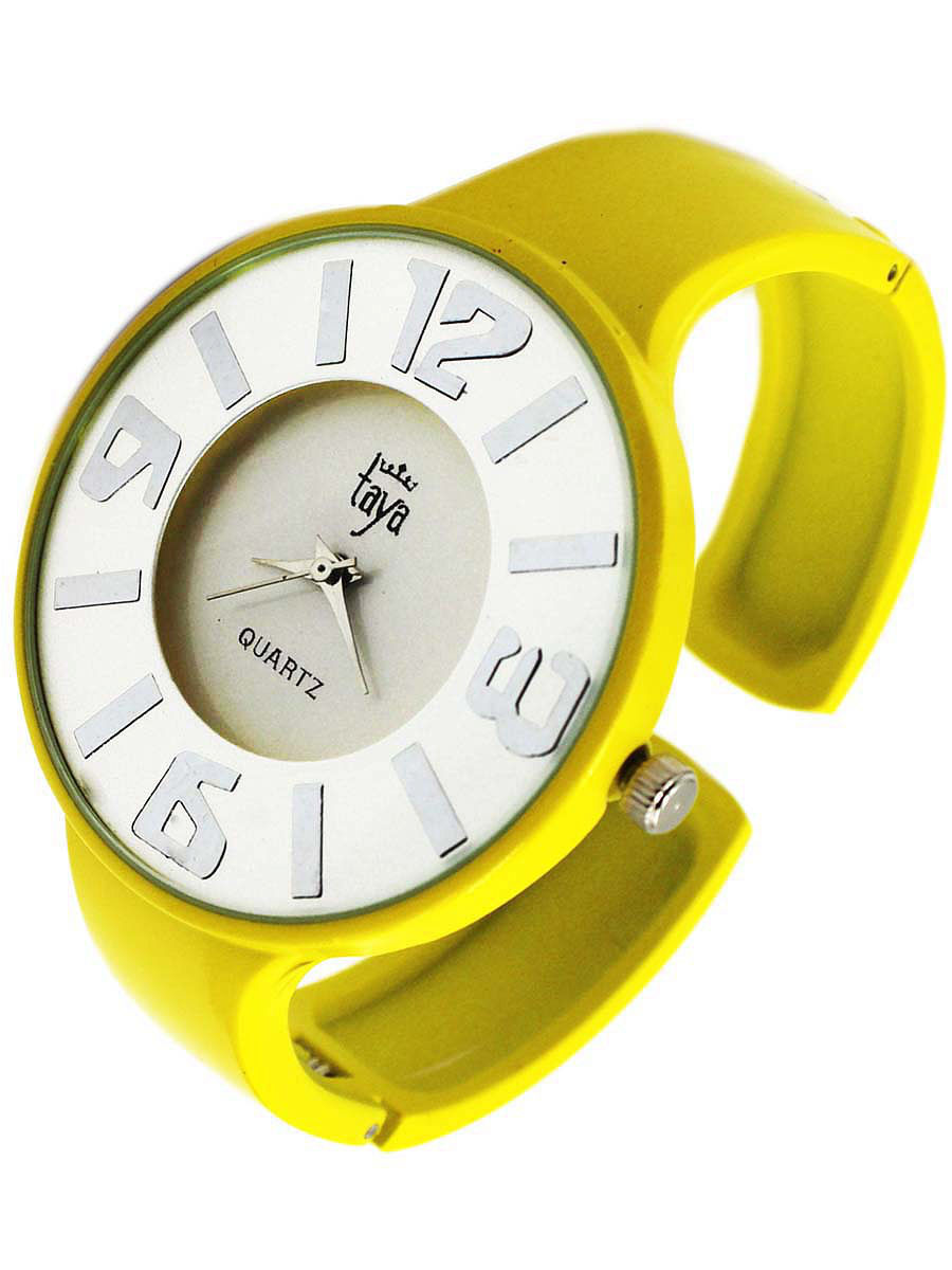 Часы Taya T-W-0457-WATCH-YELLOW