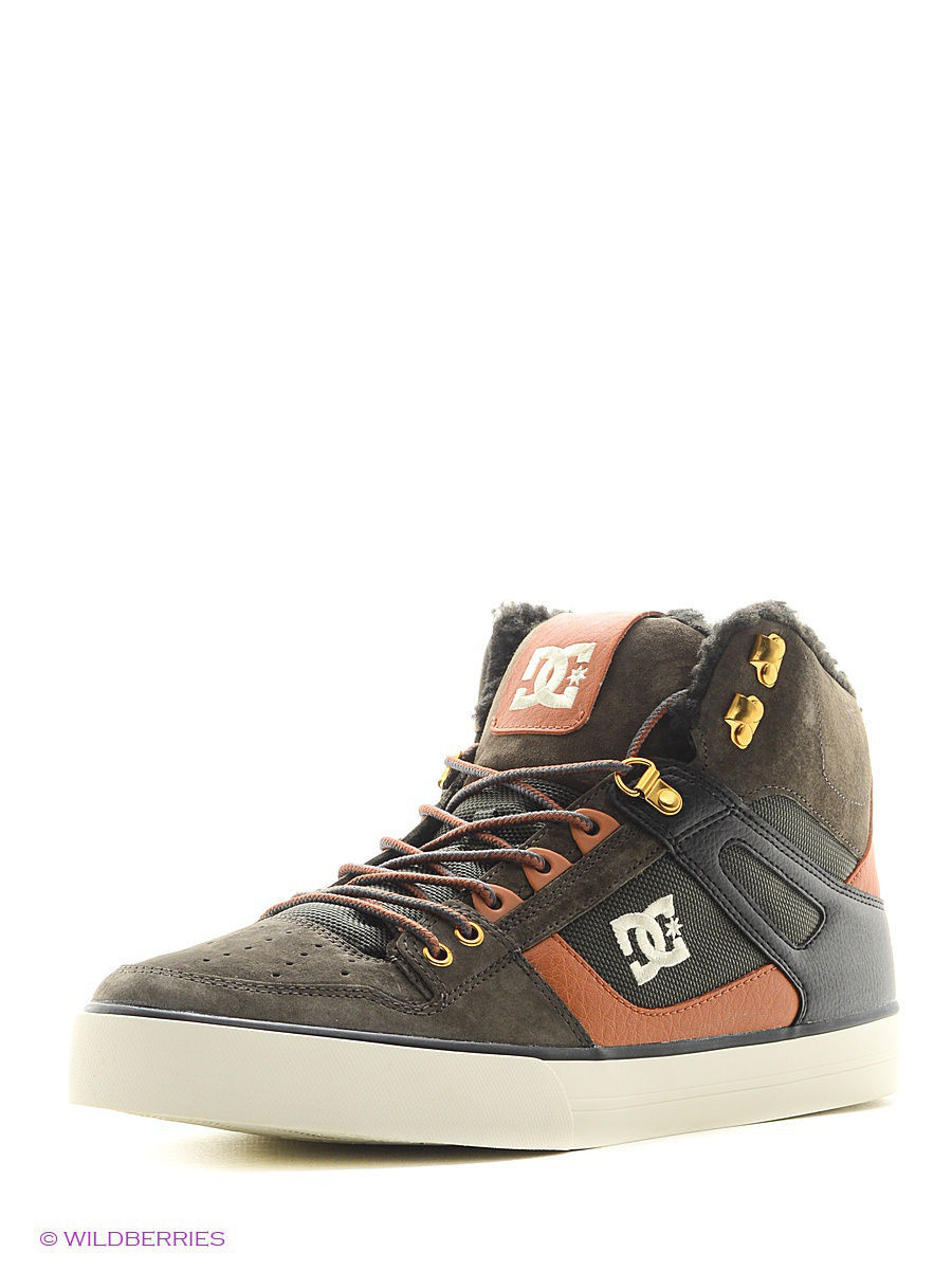 Кеды DC Shoes ADYS400005/MIL